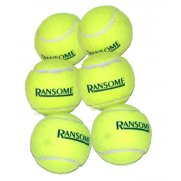 Ransome Tennis Balls - Pack of 12 (2x6)