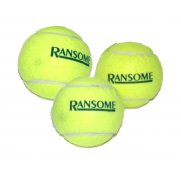 Ransome Tennis Balls - Pack of 12 (4x3)