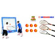Unsquashable Start Sport Squash Set
