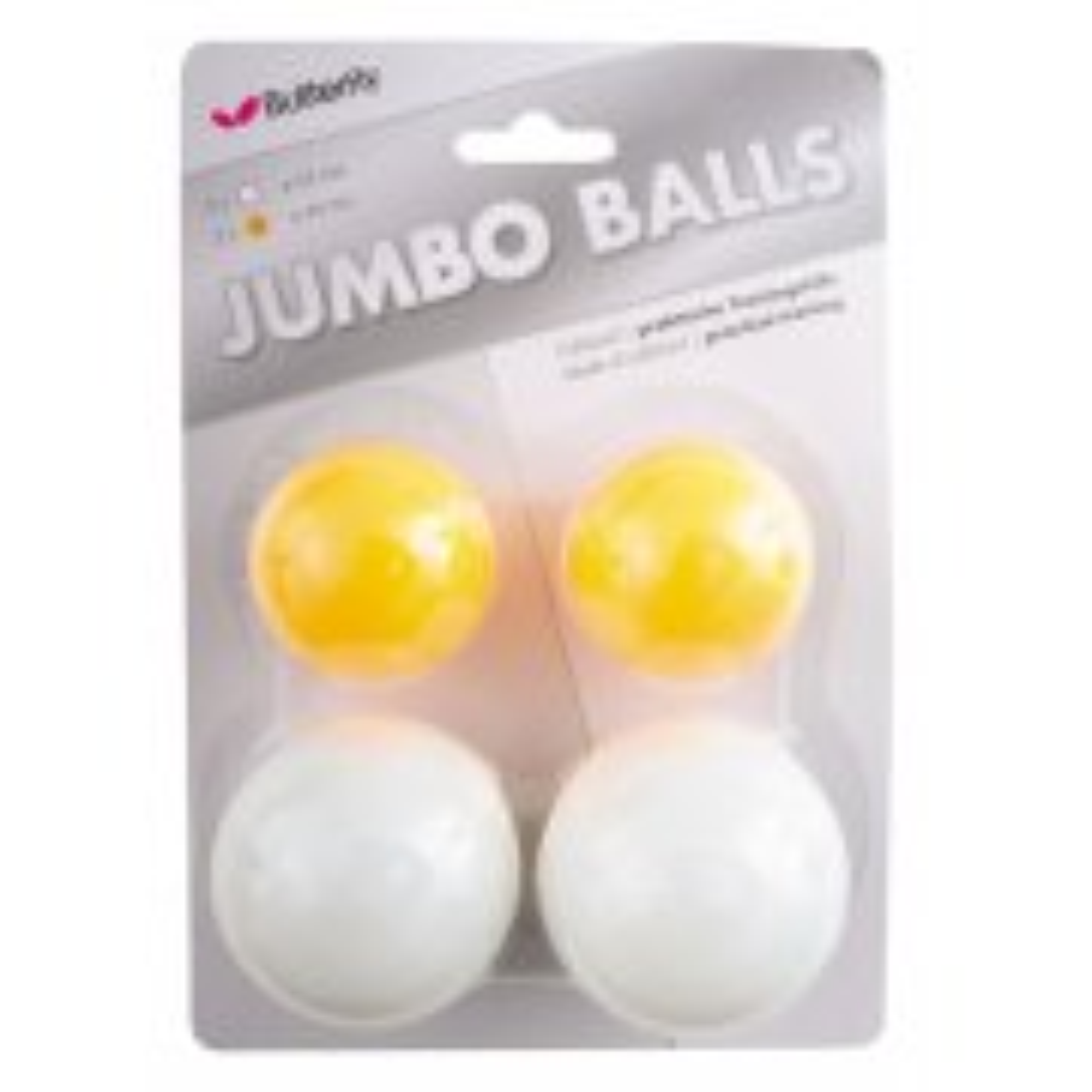 Butterfly Jumbo Balls
