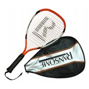Ransome R3 Drive Racketball Racket (With Head Cover)