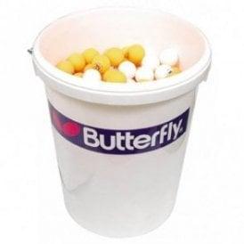 Butterfly Skills Bucket of 288 Training Balls