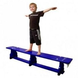Sure Shot Coloured Balance Benches - 1.8m