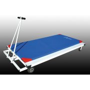 Sure Shot Horizontal Mat Trolley