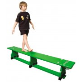 Sure Shot Coloured  Balance Benches - 3.35m