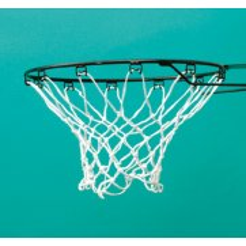 Sure Shot 401 Standard White Basketball Nets