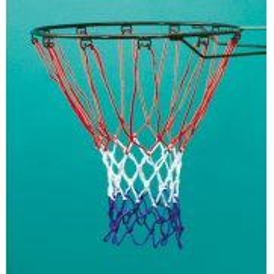 Sure Shot 402 Standard Red White & Blue Basketball Nets