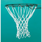 Sure Shot 403 Heavy Duty White Basketball Nets