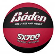 Baden SX700C Coloured Rubber Basketballs