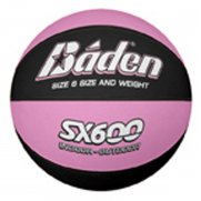Baden SX600C Coloured Rubber Basketballs