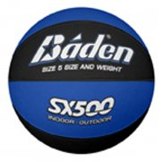 Baden SX500C Coloured Rubber Basketballs