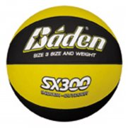 Baden SX300C Coloured Rubber Basketballs