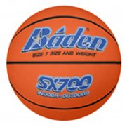 Baden SX700 Tan Rubber Basketballs