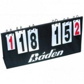 Baden 393BSM Scoring Machine