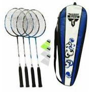 Talbot Torro Attacker 4 Player Set Blue/Black