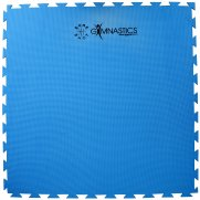 Sure Shot Puzzle Mat - 40mm  - Blue/Yellow