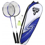 Talbot Torro Fighter 2 Player Badminton Set