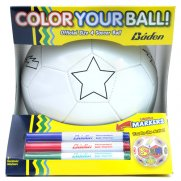 Baden Colour Your Own Soccer Ball