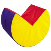 Sure Shot Soft Play Pacman Shape