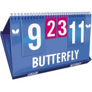 Butterfly League Score Board