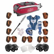 Louisville Slugger BSUK Hit The Pitch Baseball / Fast Pitch pack