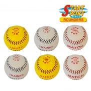 Sure Shot Rounder balls - Pack of 6