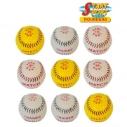 Sure Shot Rounder balls - pack of 9