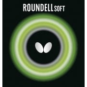 Butterfly Roundell Soft Rubber Sheet