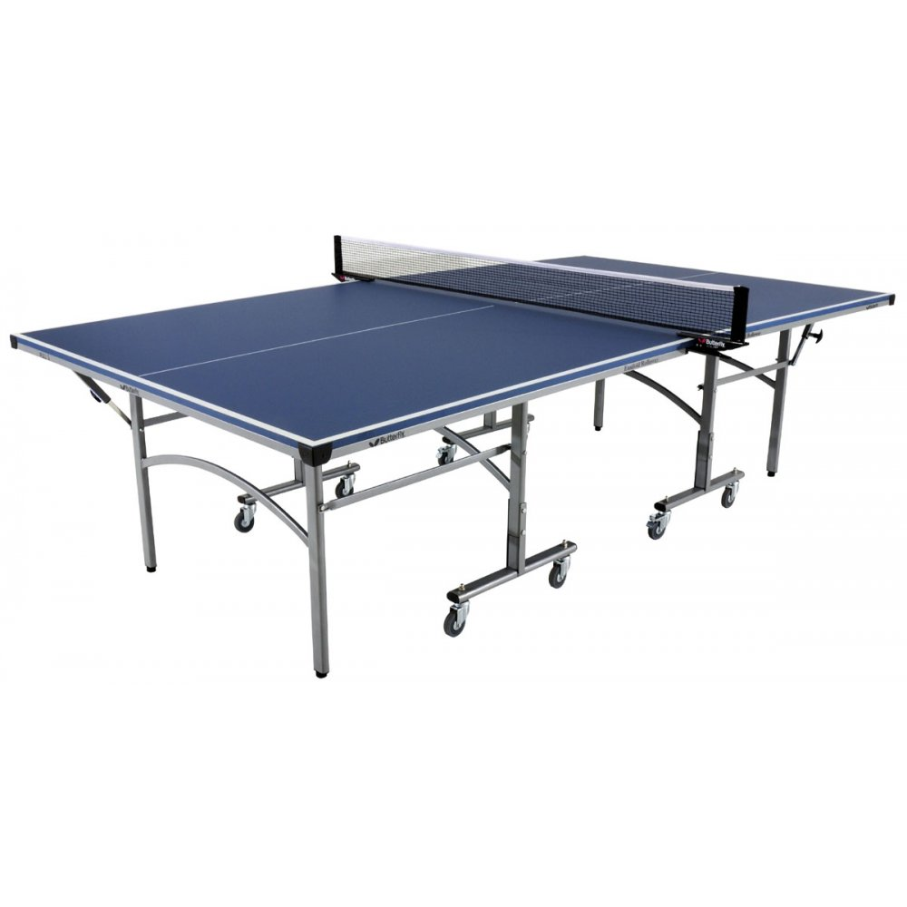 Butterfly Easifold Indoor Rollaway Table Table Tennis