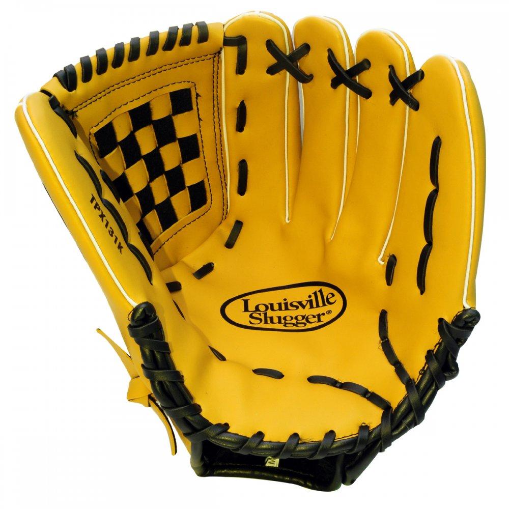Louisville Slugger Junior Baseball Glove And Ball Set