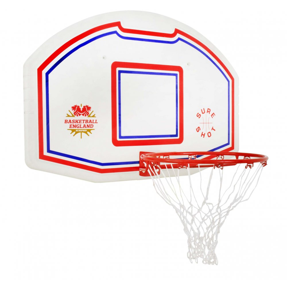 Sure Shot 506 Backboard And Ring Basketball From Ransome