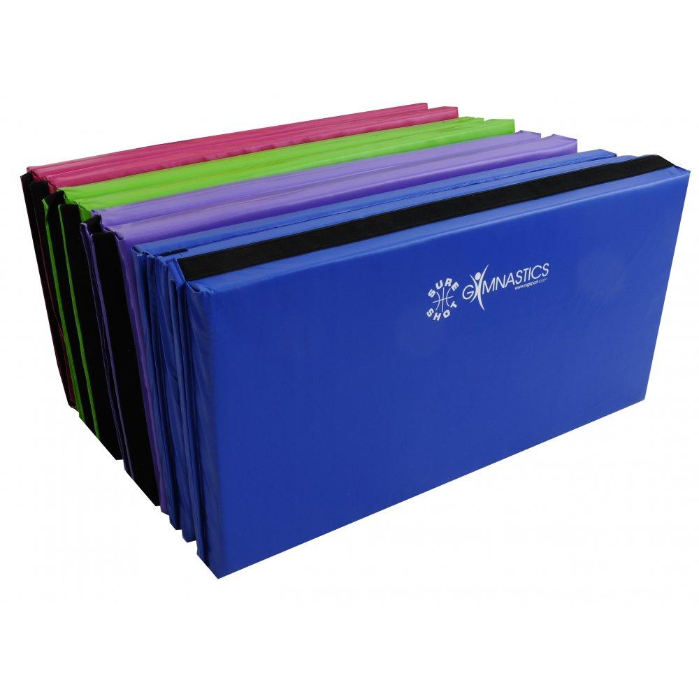 Foldable Gym Mats Uk: Sure Shot Foldable (4 Fold) Mat